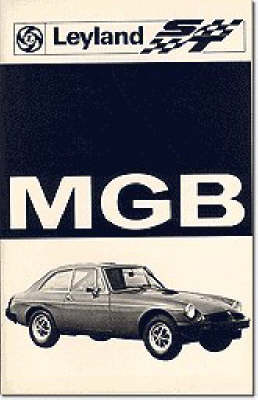 MG MGB Tourer and GT Tuning: Owners' Handbook (Paperback)