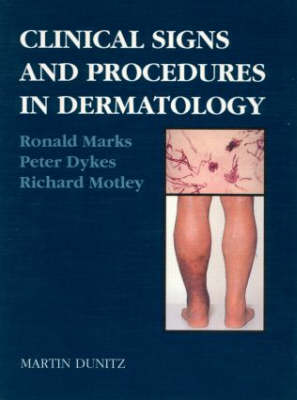 Clinical Signs and Procedures in Dermatology (Hardback)