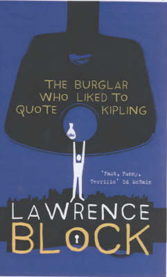The Burglar Who Liked To Quote Kipling (Paperback)