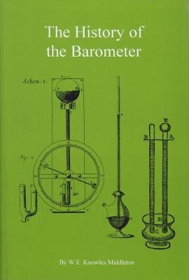 The History of the Barometer (Hardback)