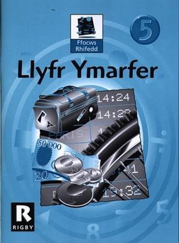Llyfr Ymarfer - Ffocws Rhifedd 5 (Paperback)