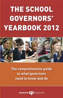 The School Governors' Yearbook 2012 (Paperback)