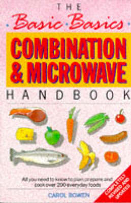 The Basic Basics Combination and Microwave Handbook (Paperback)