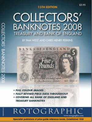 Collectors' Banknotes: Treasury and Bank of England (Paperback)