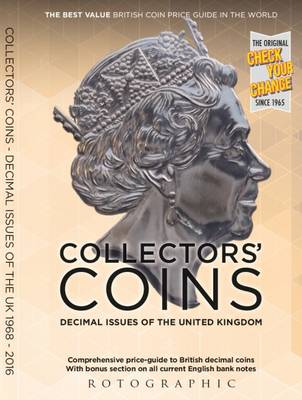 Collectors' Coins: 2: Decimal Issues of the United Kingdom 1968 - 2016 (Paperback)