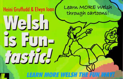 Welsh is Fun-Tastic (Paperback)