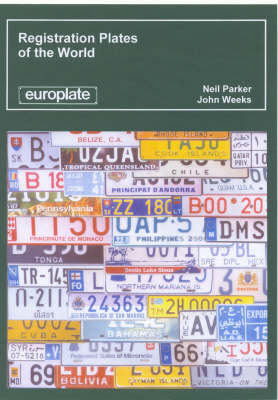 Registration Plates of the World (Paperback)