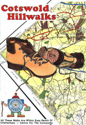 Cotswold Hillwalks - Walkabout (Paperback)