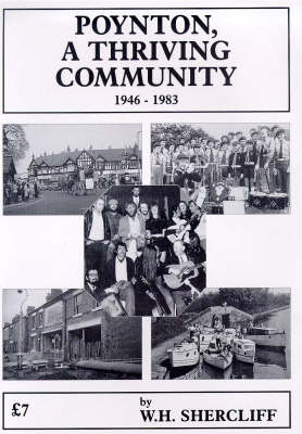 Poynton - A Thriving Community: 1946-1983 (Paperback)