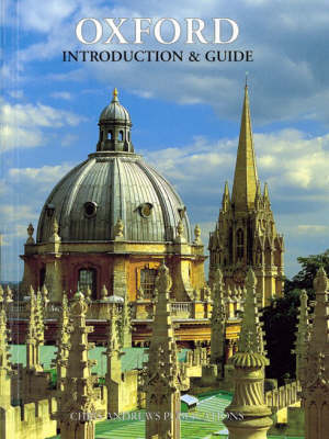Oxford: Introduction and Guide (Paperback)