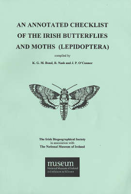 An Annotated Checklist of the Irish Butterflies and Moths (lepidoptera) (Paperback)