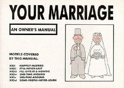 Your Marriage: An Owner's Manual (Paperback)