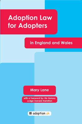 Adoption Law for Adopters (Paperback)