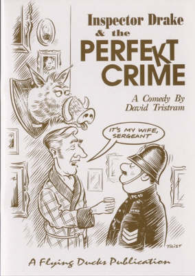 Inspector Drake and the Perfekt Crime (Paperback)