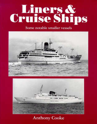 Liners and Cruise Ships: Some Notable Smaller Vessels v. 1 (Paperback)