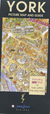 York Picture Map and Guide
