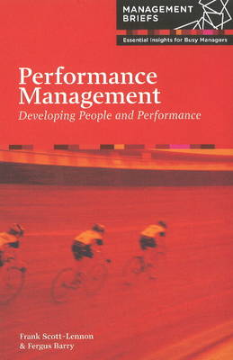 Performance Management: Developing People & Performance (Paperback)
