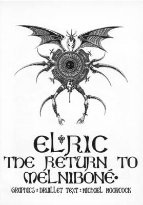 Elric: The Return to Melnibone (Paperback)