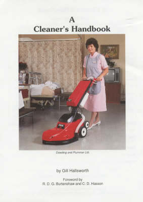 A Cleaner's Handbook (Paperback)