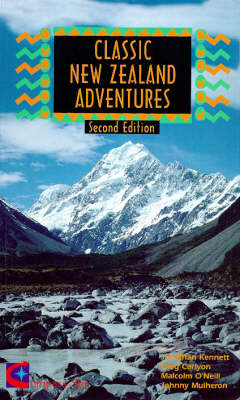 Classic New Zealand Adventures (Paperback)