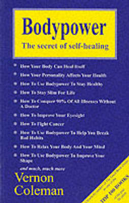 Body Power: Secret of Self-healing (Paperback)