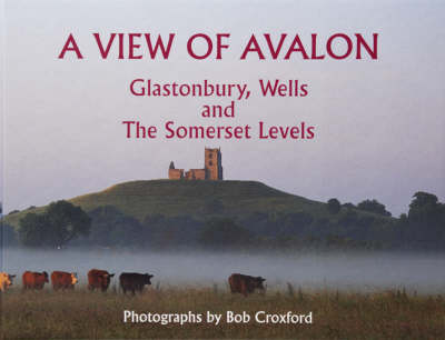 A View of Avalon: Glastonbory, Wells and the Somerset Levels (Hardback)
