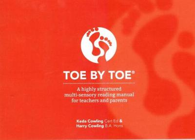 Toe by Toe: A Highly Structured Multi-sensory Reading Manual for Teachers and Parents (Paperback)
