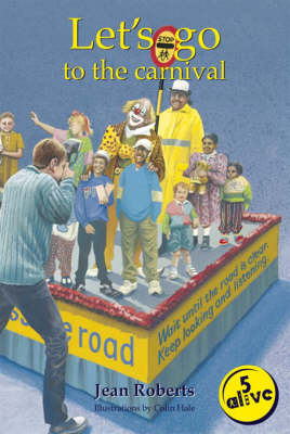 Let's Go to the Carnival - Let's Go 1 (Paperback)