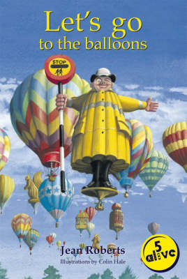 Let's Go to the Balloons - Let's Go 3 (Paperback)