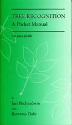 Tree Recognition: A Pocket Manual (Hardback)