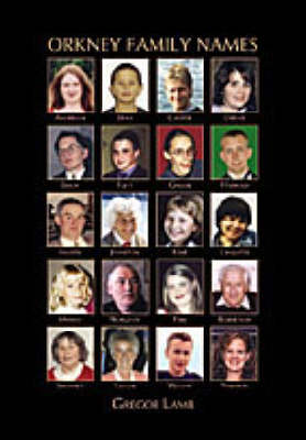 Orkney Family Names (Hardback)