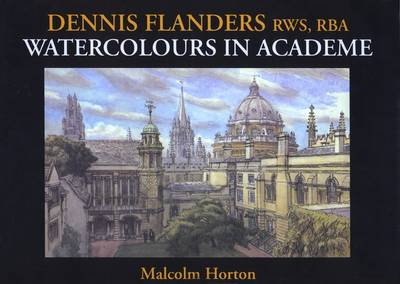 Watercolours in Academe (Hardback)