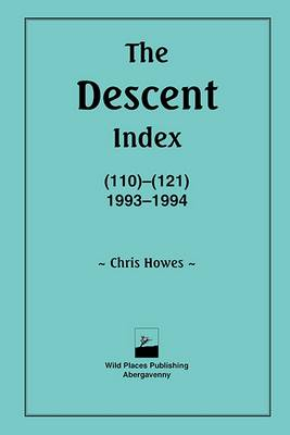 "The ""Descent"" Index: Issues 110-121 (Paperback)"