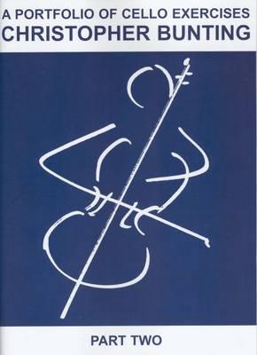 Portfolio of Cello Exercises: Pt. 2 (Paperback)