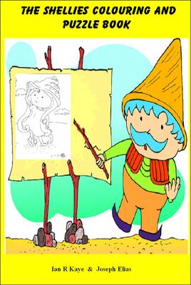 The Shellies Colouring and Puzzle Book (Paperback)