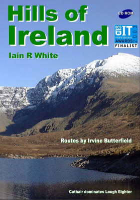 Hills of Ireland: An Interactive Guide to the Hills or Ireland - Hillwalker Lite S. (CD-ROM)