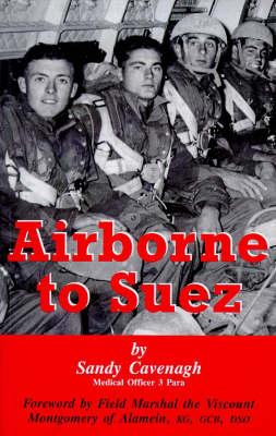 Airborne to Suez (Paperback)
