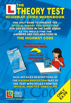 The Theory Test Highway Code Workbook 2003/2004 (Paperback)