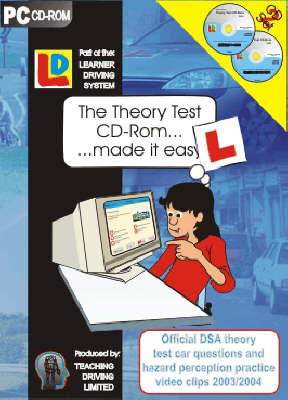 The Theory Test 2003/2004 (CD-ROM)