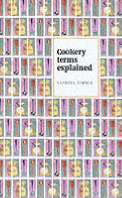 Cookery Terms Explained