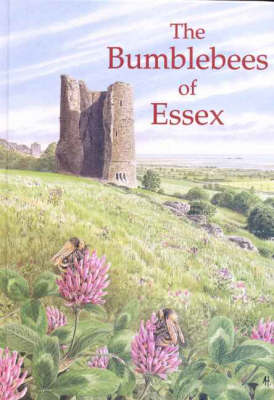 The Bumblebees of Essex - Nature of Essex S. No. 4 (Hardback)