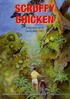 Scruffy Chicken (Paperback)