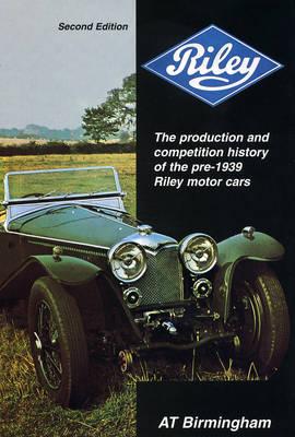 Riley - Motoring classics series (Hardback)
