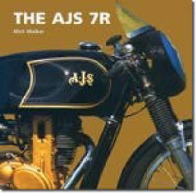 The AJS 7R (Hardback)