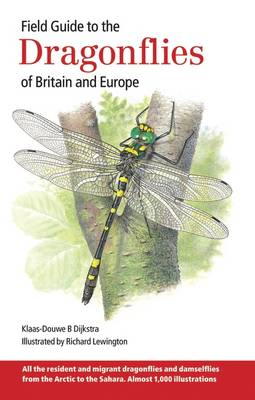 Field Guide to the Dragonflies of Britain and Europe (Paperback)