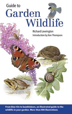 Guide to Garden Wildlife (Paperback)