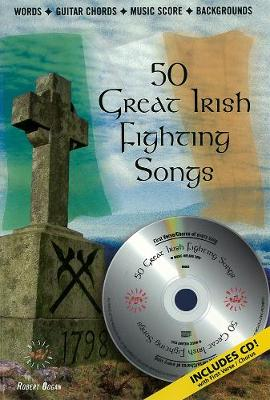 50 Great Irish Fighting Songs (Paperback)