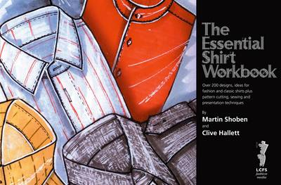 The Essential Shirt Work Book (Spiral bound)