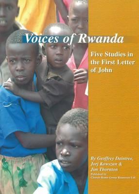 Voices of Rwanda (Paperback)