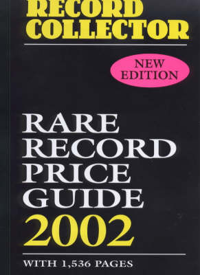 Rare Record Price Guide 2001/2002 (Paperback)